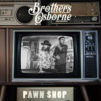 Signed Albums CD - Signed Brothers Osborne - Pawn Shop