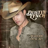 Signed Albums CD - Signed Dustin Lynch - Where It's At