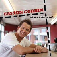 Signed Albums CD - Signed Easton Corbin - All Over The Road