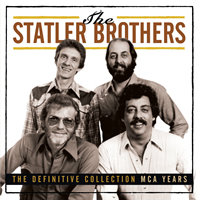 Statler Brothers The Definitive Collection MCA Years