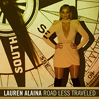 Signed Albums Cd - Signed Lauren Alaina - Road Less Traveled